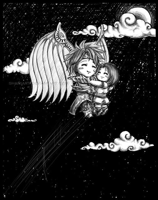 Love Up Above... por ShamiART