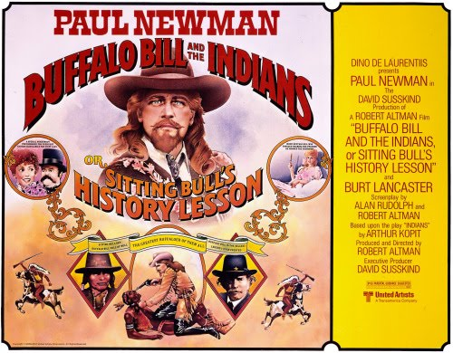 """Buffalo Bill and the Indians, or Sitting Bull's History Lesson""  (1976)"