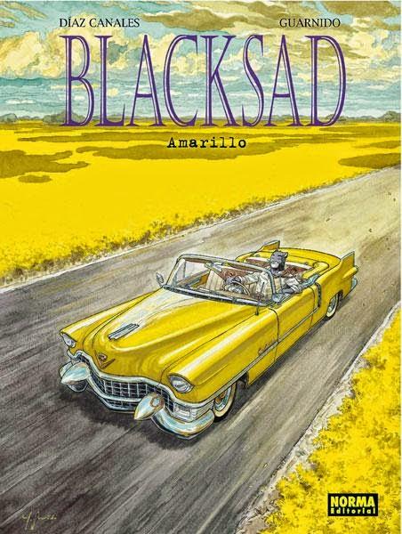 premio nacional comic 2014 blacksad amarillo