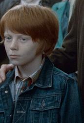 Hugo Weasley.