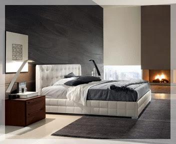 foto de dormitorio minimalista