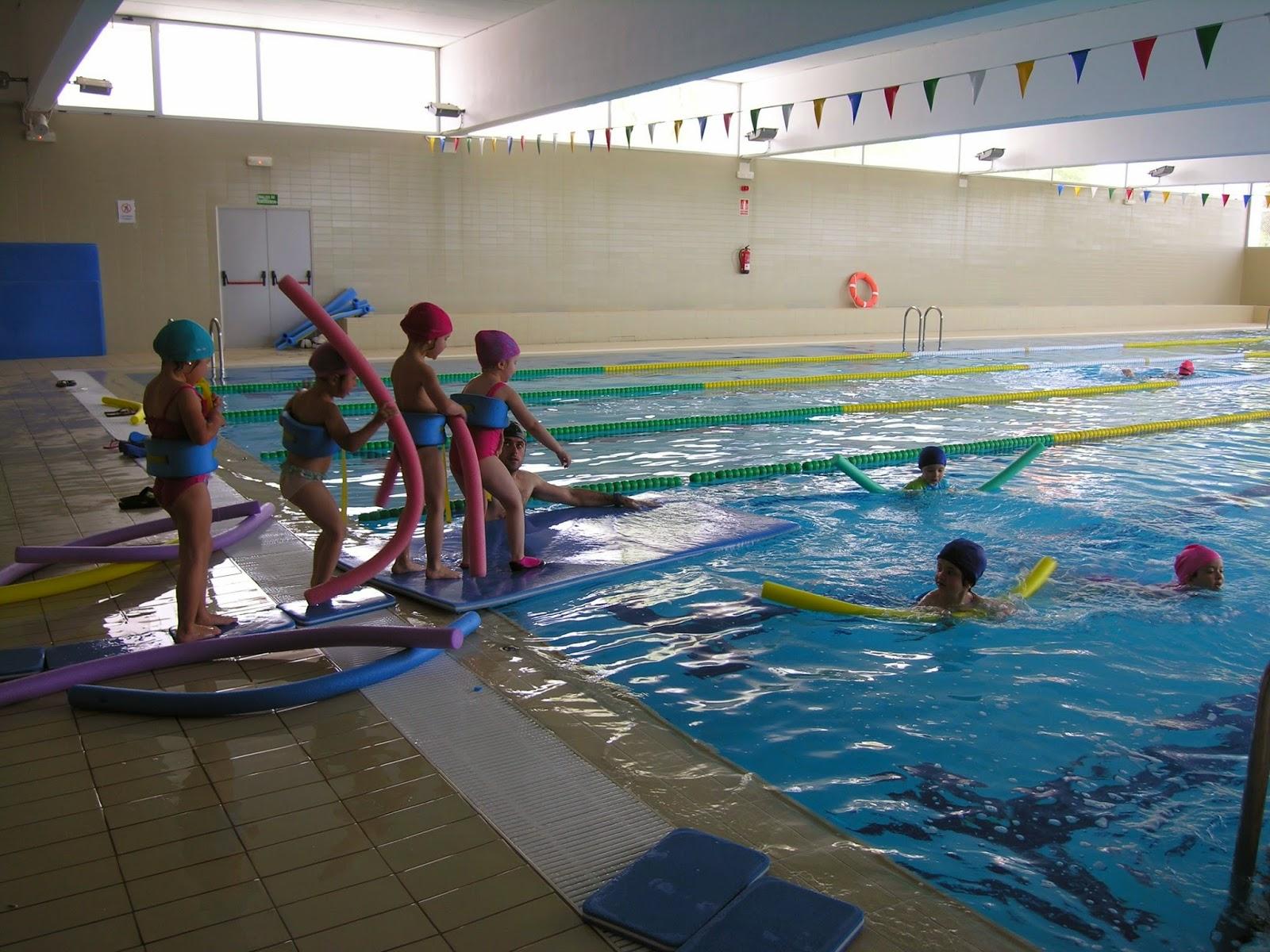 La piscina climatizada abrir sus puertas el lunes 20 de for Piscinas merino