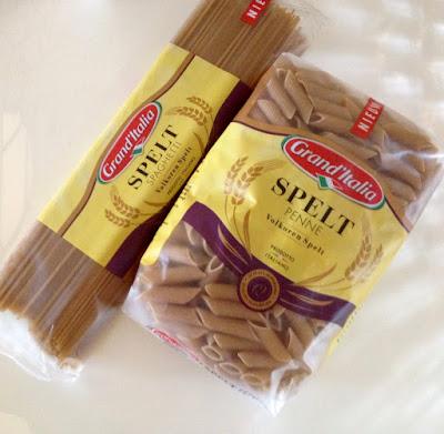 Grand'Italia spelt pasta