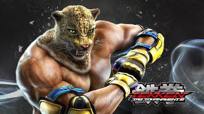 Tekken Tag Tournament 2 King Wallpaper