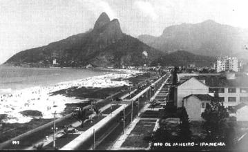 26 de abril, 121 anos de Ipanema!