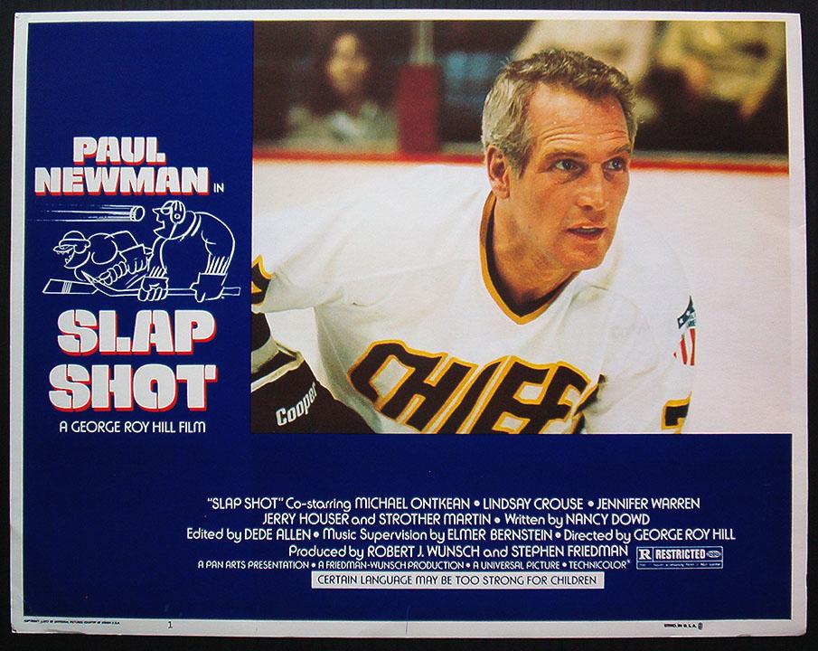 Slap shot the movie