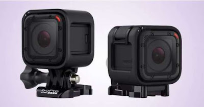 Yeni GoPro HERO4 Session Modeli