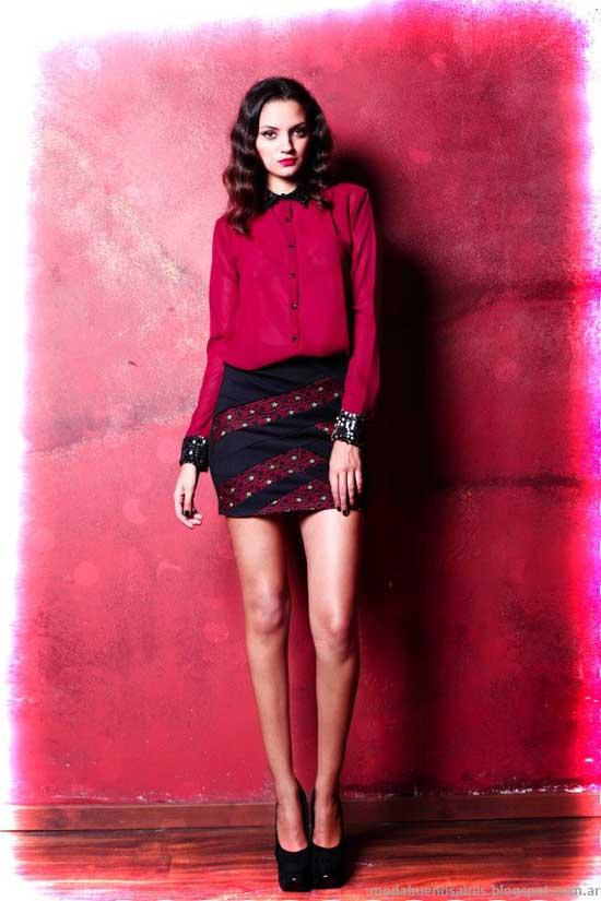 Las Rozas invierno 2013 faldas moda