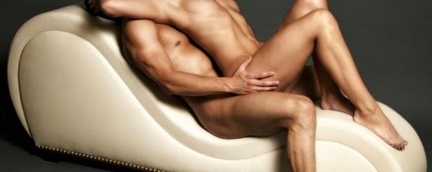 Relaciones sexuale entre parejas en la cama