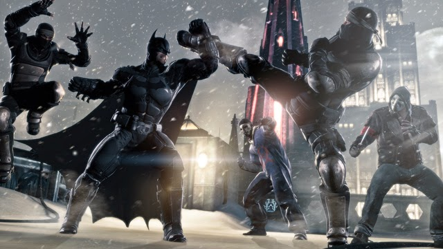 batman arkham origins 1080p 60 fps camcorder