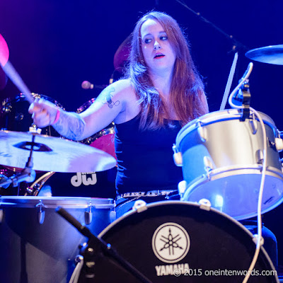 Sista Fista at The Danforth Music Hall September 6, 2015 Photo by John at One In Ten Words oneintenwords.com toronto indie alternative music blog concert photography pictures