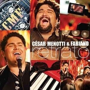 Cesar Menotti e Fabiano - Retrato