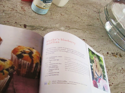Gwyneth Paltrow's Blueberry Muffin Recipe, Natasha in Oz