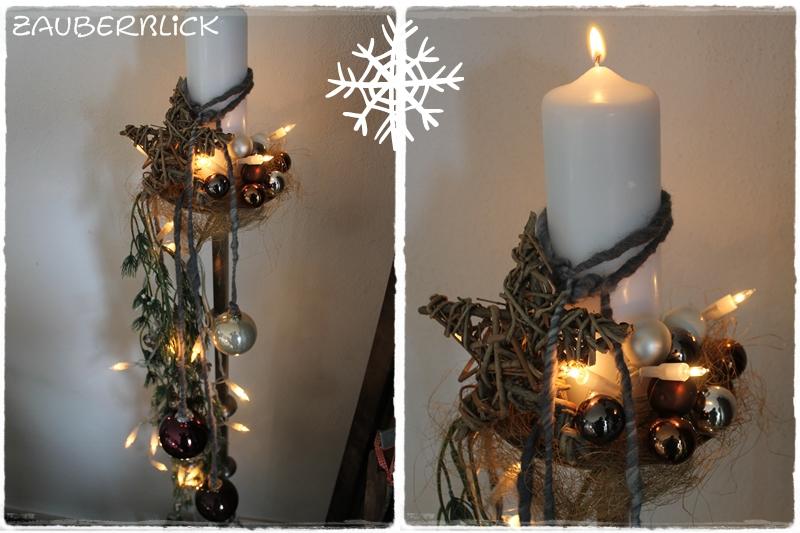 Zauberblick weihnachtsdeko nachtrag - Weihnachtsdeko fensterbank ...