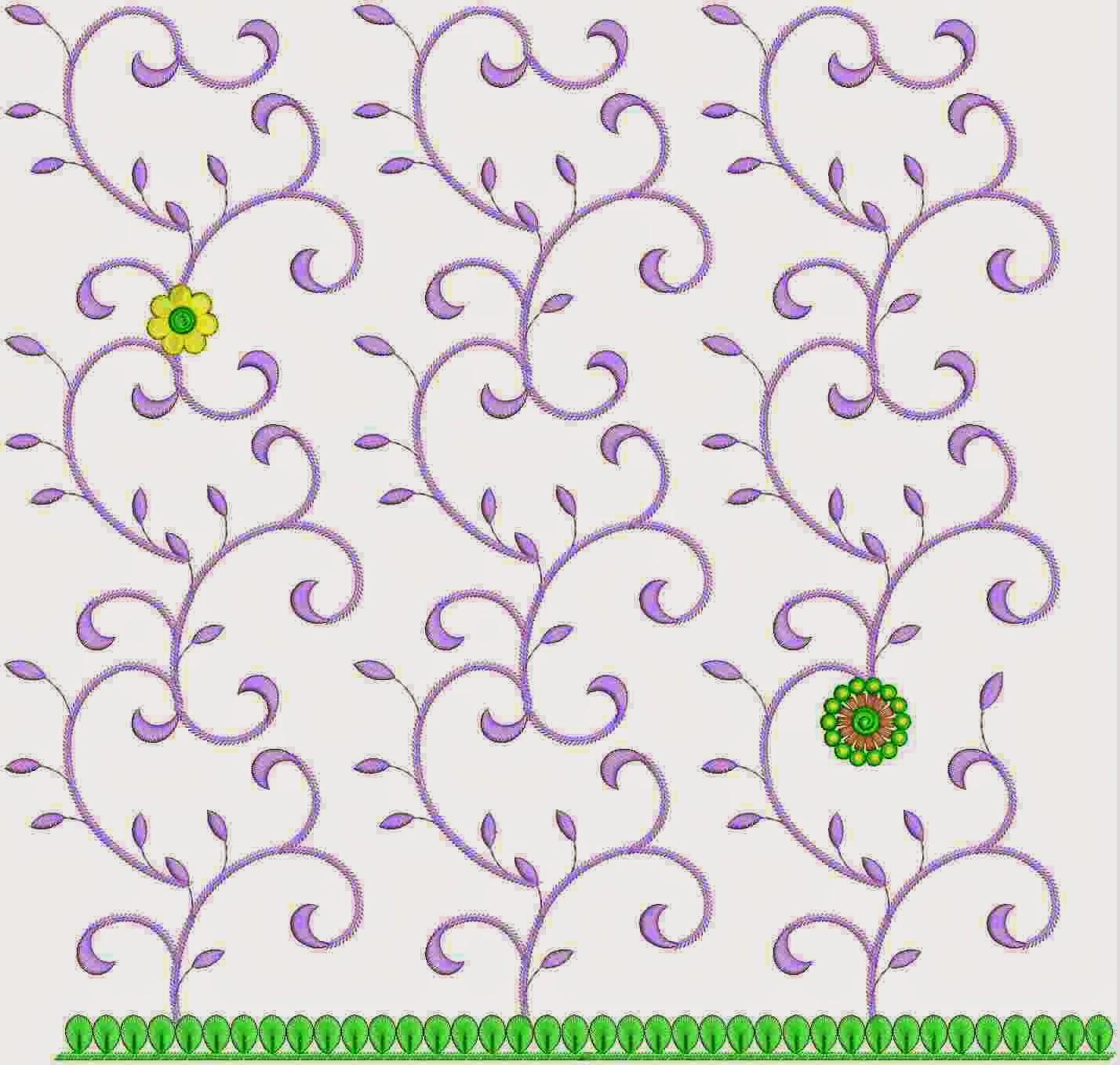gratis cutwork masjien borduurwerk Kort Dupatta