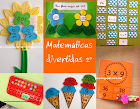 Matemáticas divertidas en 2º