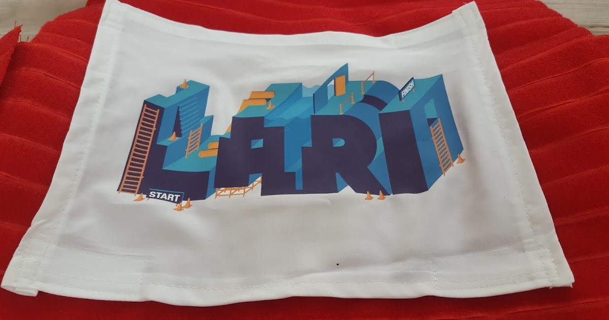 Leave your own track: lari bersama prosperity @ tv9