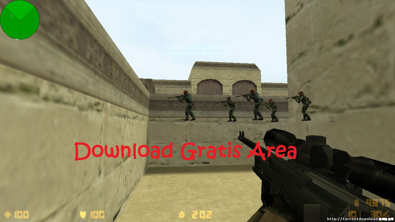 Download Cheat WallHack Counter Strike 1.6 Terbaru