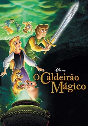 O Caldeirão Mágico Filmes Torrent Download capa