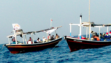 Mancing Ikan Pulau Pari Kepulauan Seribu