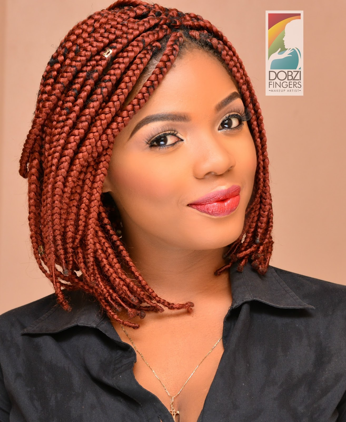 nigerian beauty blogger and makeup artist