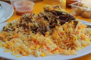 Nasi Mandy Timur Tengah