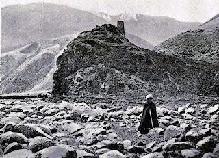 Caucasus scenery