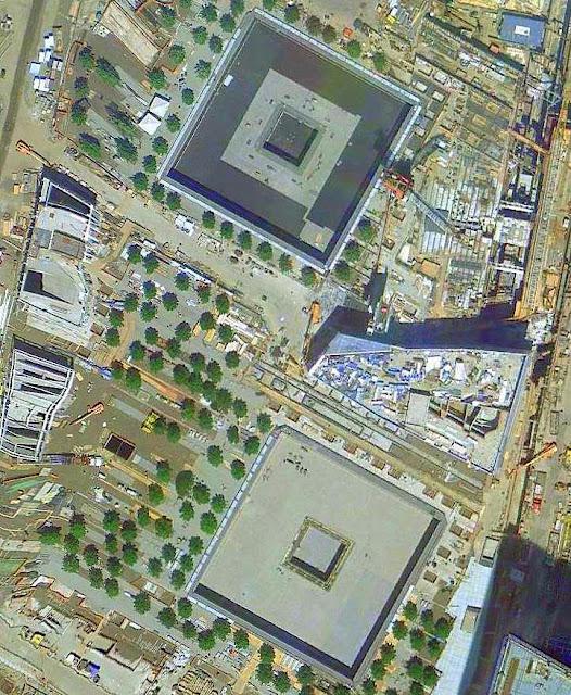 MEMORIAL DE 11 DE SETEMBRO DAS TORRES GÊMEAS EM NOVA YORK WTC  - NY