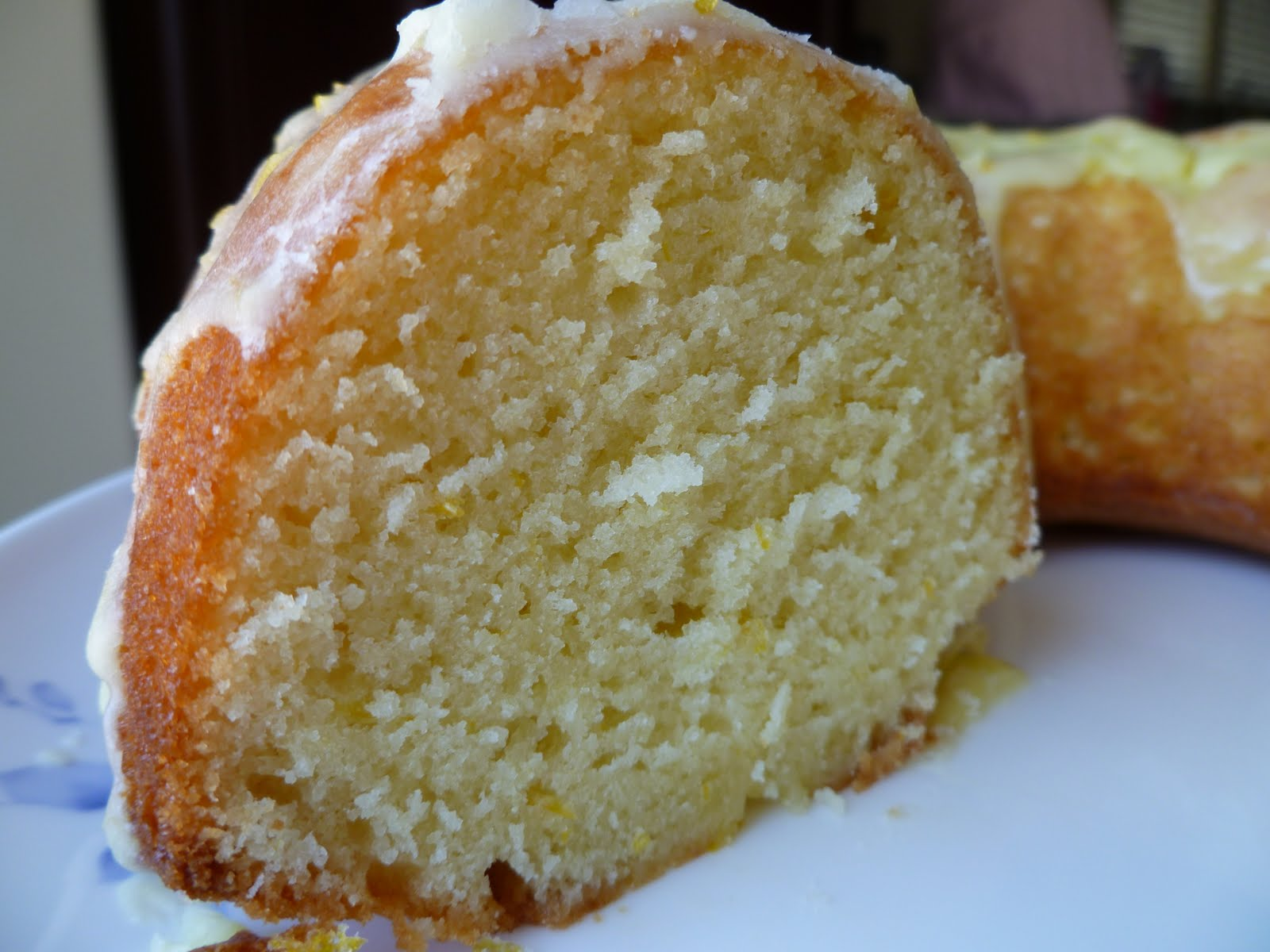 The Pastry Chef's Baking: Orange Pound Cake