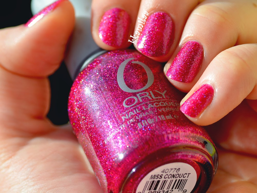 Orly - Miss Conduct