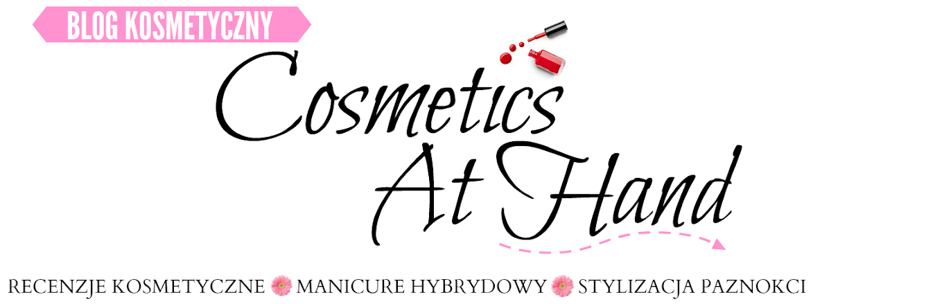 Cosmetics at hand