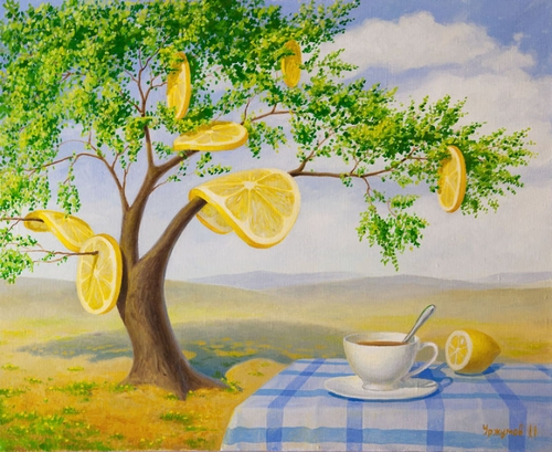 00-Vitaly-Urzhumov-Surreal-Paintings-of-the-World-of-Lemons-and-More-www-designstack-co