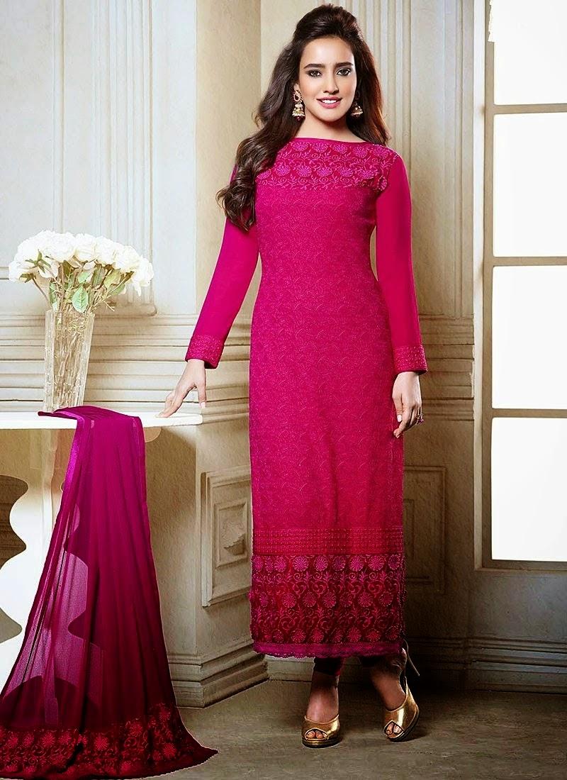 Shirt design ideas pakistani - Pakistani Fashion Indian Fashion International Fashion Gossips Beauty Tips