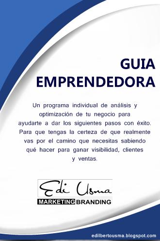 TU GUIA EMPRENDEDORA