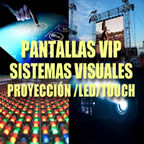 Pantallas VIP