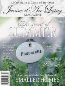 The Jeanne d'Arc Living Magazine