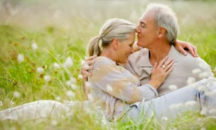 Loveologist Radio: On Life, Death and Orgasms - man woman old love older romance kiss kissing elders
