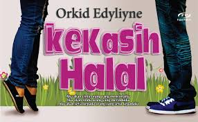 novel, kekasih halal