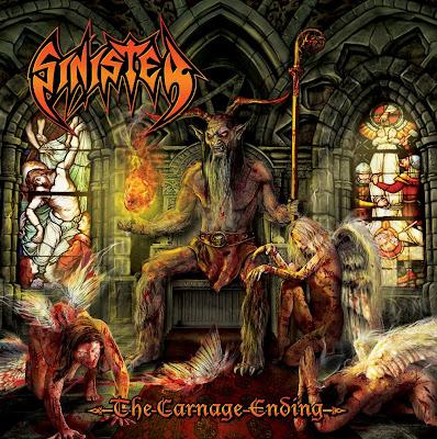 Próximo álbum en Massacre Recs