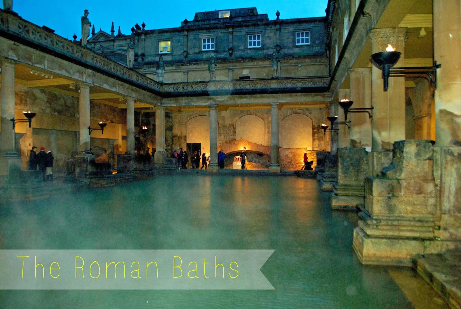 Roman Baths - Bath, England - Sacred Destinations Photos of roman baths