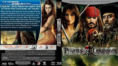 On Strange Tides DVD