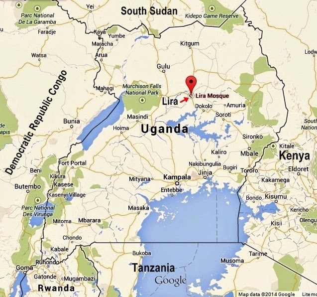 Out Of Hadhramout: Masjid: Lira Jamia Mosque In Uganda Needs Urgent Help
