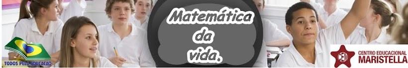 Matemática Da Vida.