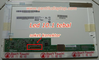jual lcd laptop Toshiba Mini NB250