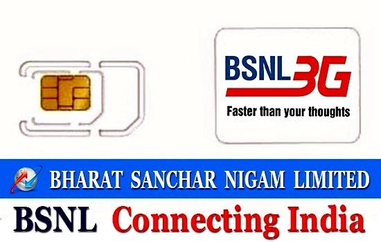BSNL slashes Prepaid and Postpaid SIM Charges by 50% across all telecom circles from 22nd January 2016 on wards