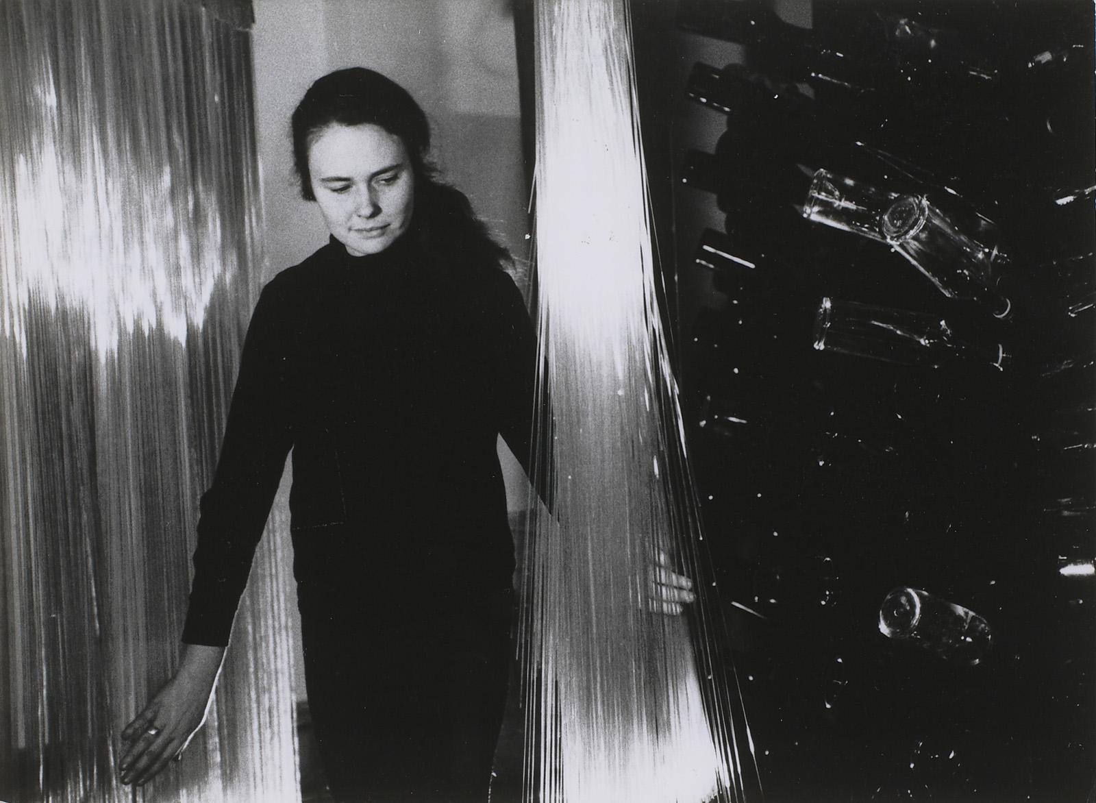 Annea Lockwood The Glass World