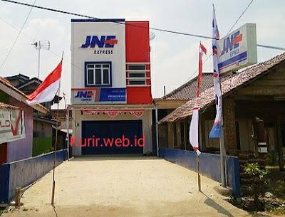 JNE Express Pringsewu