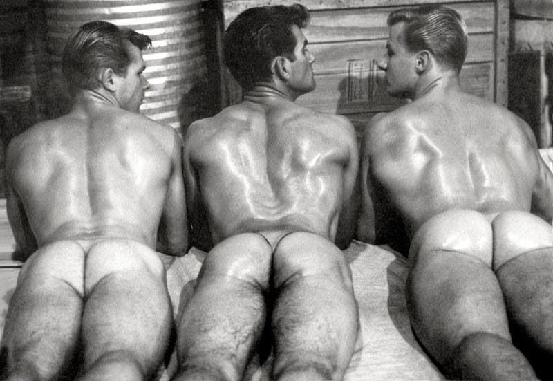 фото обнажённых геев
