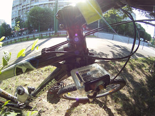 Head Tube Mount for GoPro