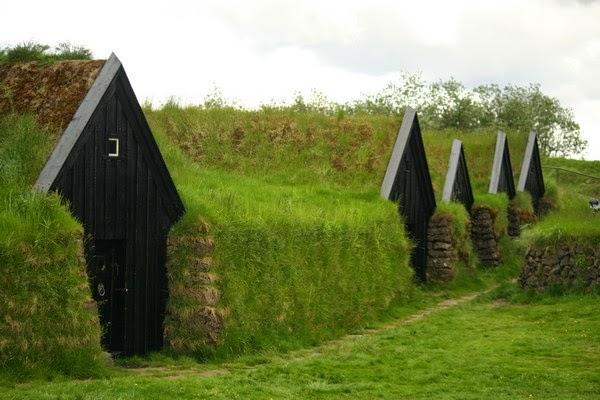 Islandia Keldur